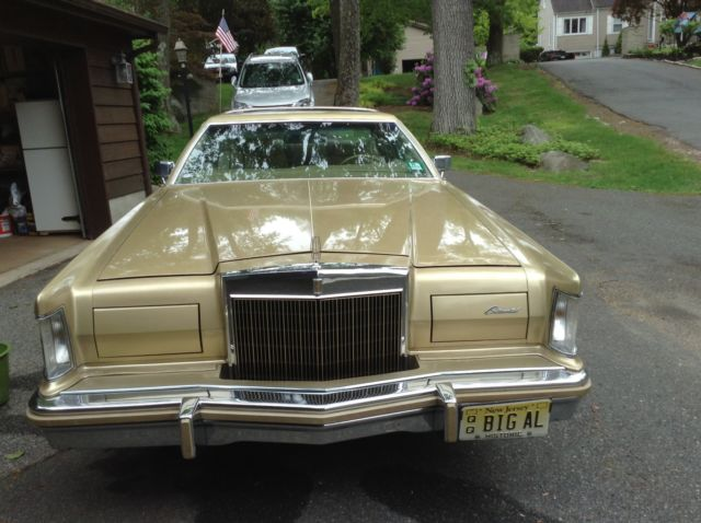 1978 Lincoln Mark Series Diamond Jubilee