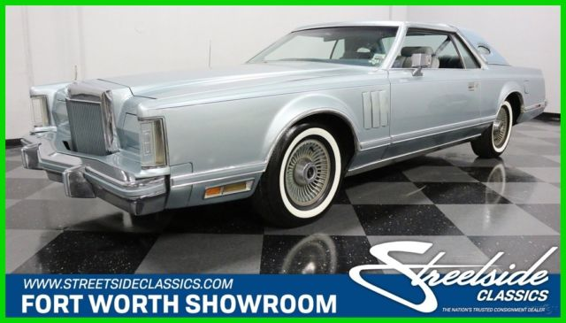 1978 Lincoln Continental Mark V Diamond Jubilee Ed.