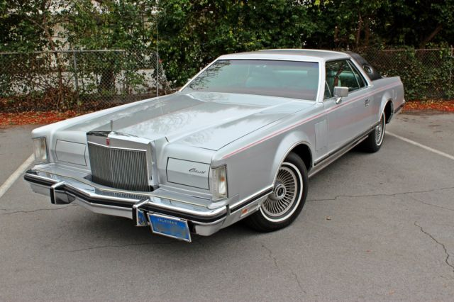 1978 Lincoln Mark Series Pucci