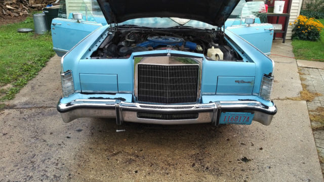 1978 Lincoln Continental Continental Town Car