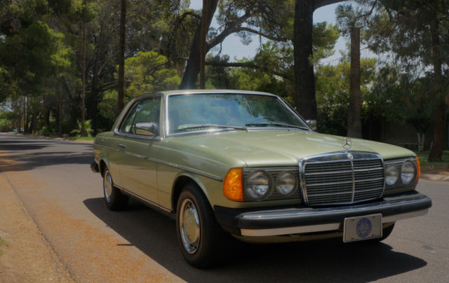 1978 Mercedes-Benz 200-Series 280CE