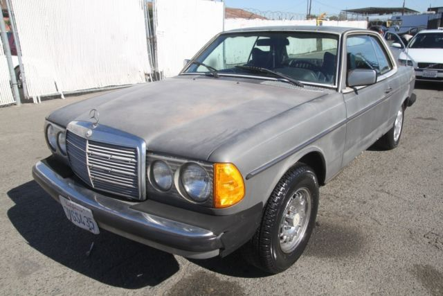 1978 Mercedes-Benz 300-Series 300cd