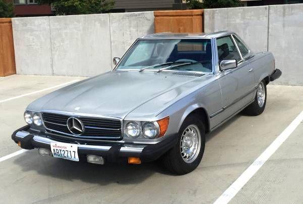 1978 mercedes 450 sl convertible for sale photos for Mercedes benz 450 sl
