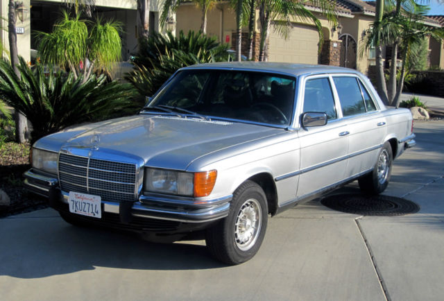 1978 Mercedes-Benz 400-Series 450 SEL 6.9