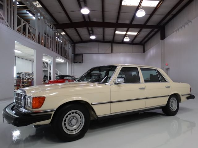 1978 Mercedes-Benz 400-Series 450 SEL 6.9  MAGNIFICENT ORIGINAL CONDITION!