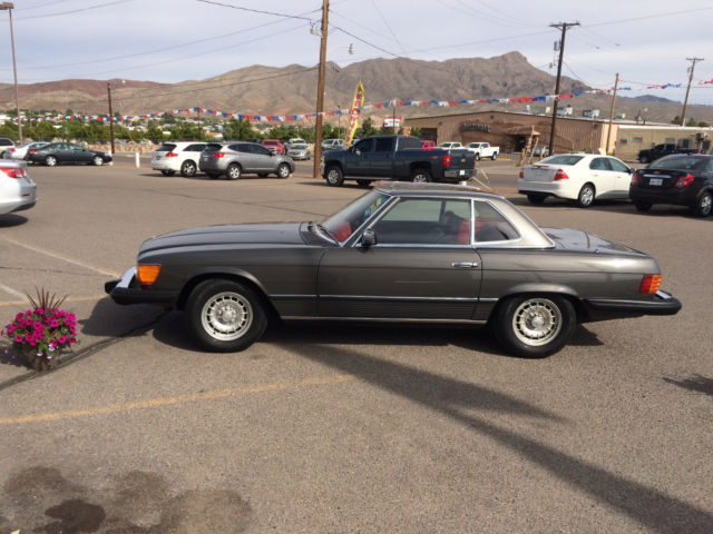 1978 Mercedes-Benz 400-Series