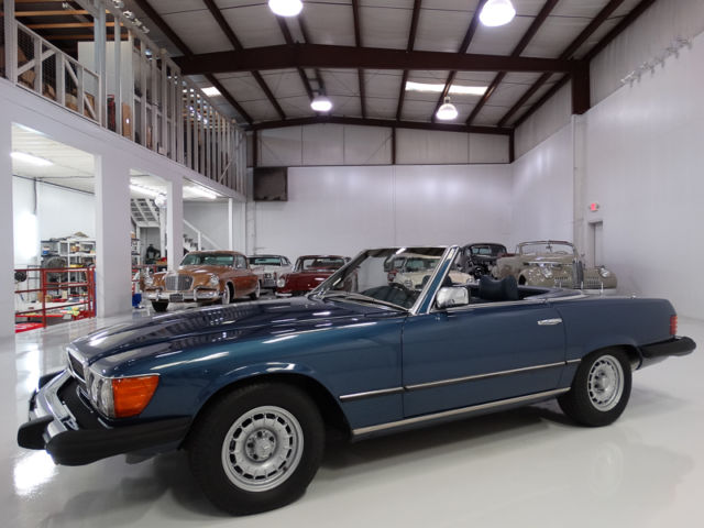 1978 Mercedes-Benz 400-Series 450SL Convertible, ONLY 35,868 ACTUAL MILES!