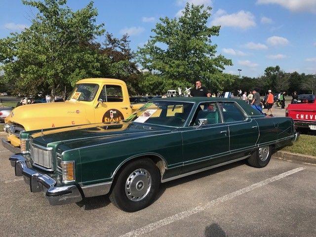 1978 Mercury Grand Marquis Retro Classic Car Lincoln Mercury