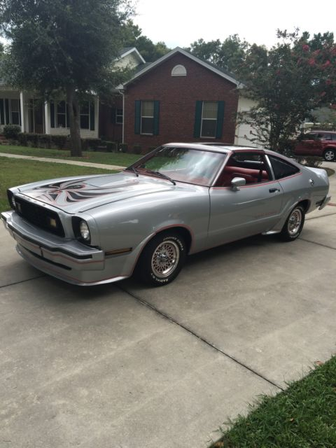 1978 Ford Mustang King Cobra For Sale