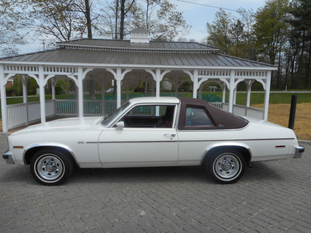 1978 Chevrolet Nova NO RESERVE AUCTION - LAST HIGHEST BIDDER WINS CAR!