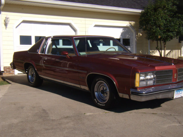 1978 Oldsmobile Eighty-Eight