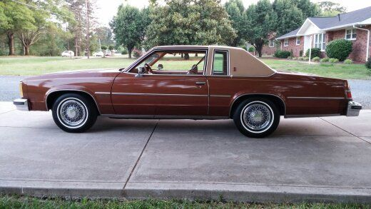 1978 Oldsmobile Delta 88 Royale 2 Door 350 V8 68k Original Miles 2nd Owner  Clean