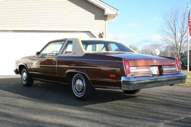 1978 Oldsmobile Ninety Eight Regency Coupe For Sale