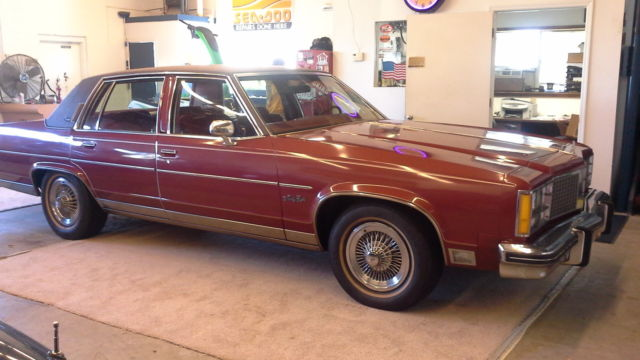 1978 Oldsmobile Ninety-Eight