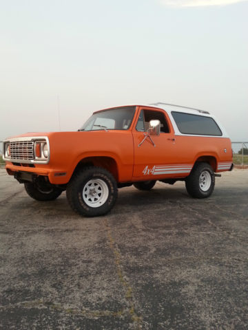 1978 Plymouth Other