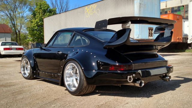 1978 porsche 911 custom widebody must see for sale. Black Bedroom Furniture Sets. Home Design Ideas