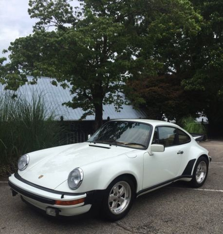 1978 Porsche 911 Turbo Sunroof Coupe