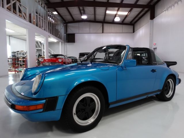 1978 Porsche 911 SC ONLY 37,104 DOCUMENTED MILES! MATCHING #'S!
