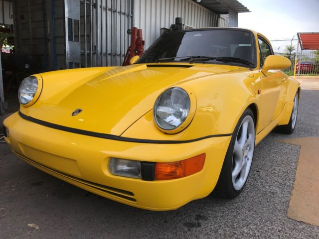 1978 Porsche SC with Turbo Flares and 3.2L engine