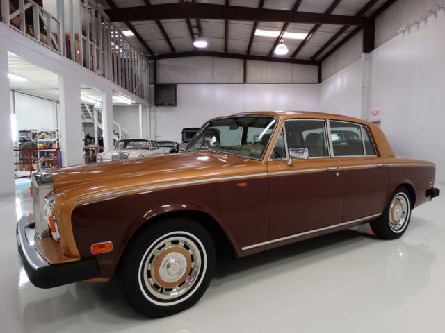 1978 Rolls-Royce Silver Shadow II, TRUE BARN FIND!!