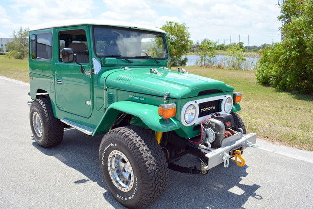 1978 Toyota Land Cruiser J40