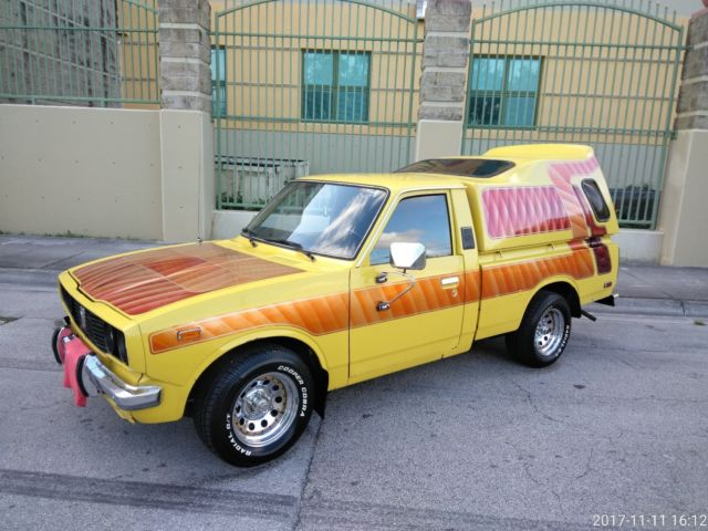 1978 Toyota Hilux Custom Clic Vintage Show Pickup Mini Truck Jdm