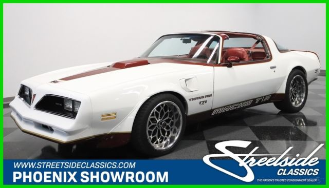 1978 Pontiac Firebird Trans Am DKM Macho