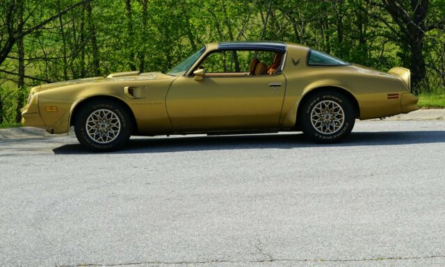 1978 Trans Am Y88 Special Edition Gold For Sale Photos