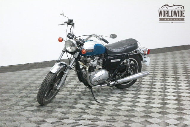 1978 Triumph BONNEVILLE EXCELLENT CONDITION 750 BONNI!