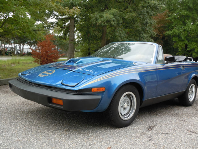 1978 Triumph Other TR-7 Convertable