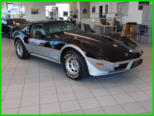 1978 Chevrolet Corvette Limited Edition Official Pace Car