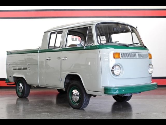 1978 Volkswagen Bus/Vanagon Double Cab Transport