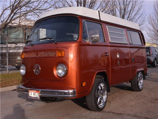 1978 Volkswagen Bus/Vanagon Westfalia Campmobile