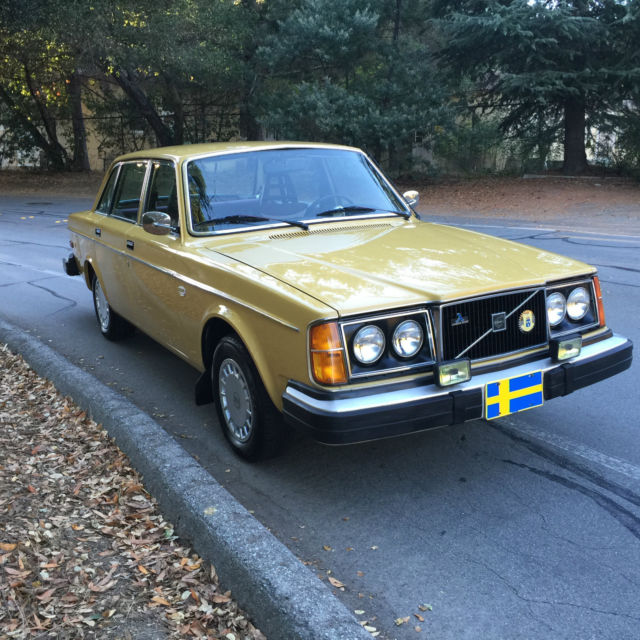 1978 Volvo 240 DL For Sale: Photos, Technical