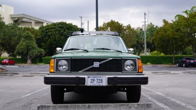 1978 Volvo 242 DL ~~EXCELLENT CONDITION~~FLORIDA~~$7500~~ for sale: photos, technical ...