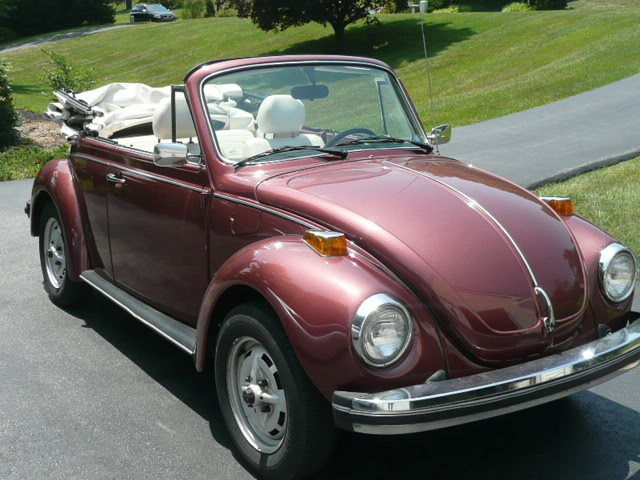 1978 Volkswagen Beetle - Classic Champagne Edition