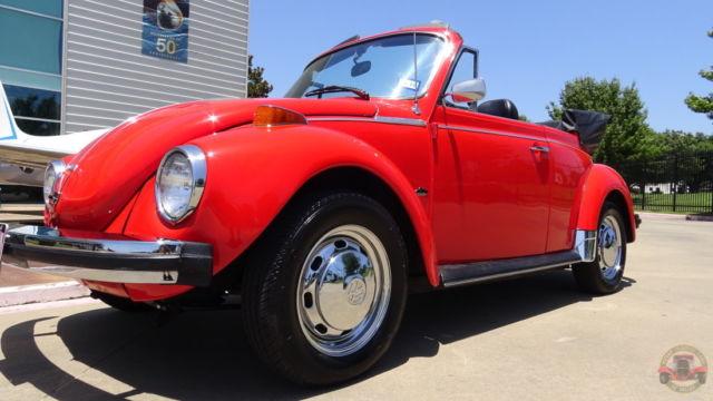 restore vw beetle convertible