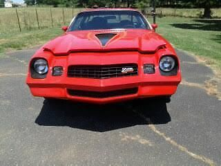 1978 Chevrolet Camaro Z28 Coupe 2-Door