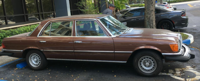 1979 Mercedes-Benz 400-Series 450 SEL