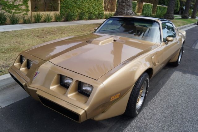 1979 Pontiac Trans Am WITH 43K ORIG MILES & 1 CALIF OWNER SINCE NEW!