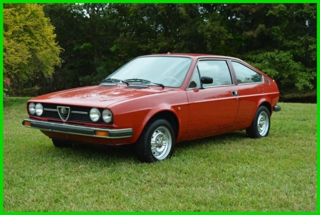 1979 Alfa Romeo Sprint Veloce Must see this car, drives great, and smooth!