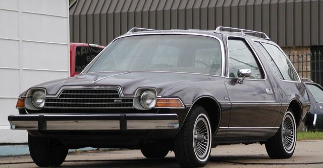 1979 AMC Pacer Limited Wagon 2-Door