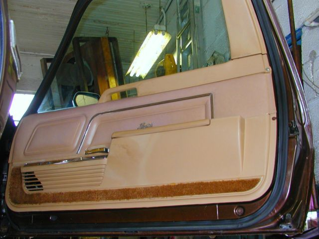1979 Brown AMC Pacer Wagon with Brown interior