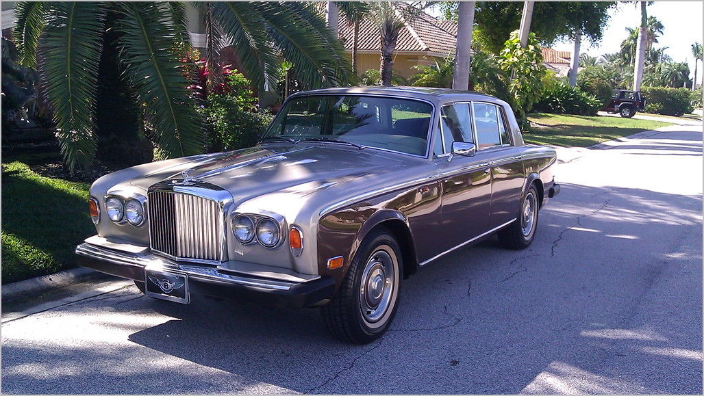 1979 Rolls-Royce Other Bentley T II