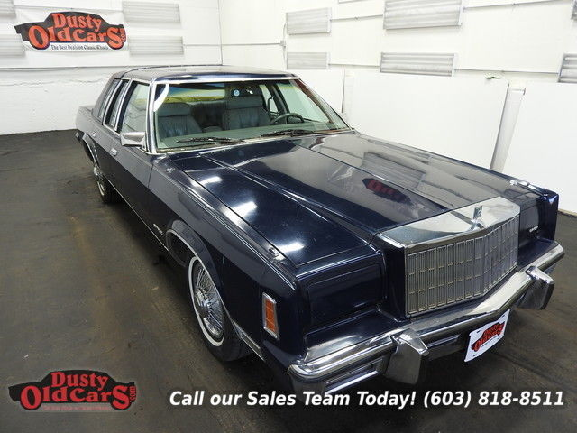 1979 Chrysler New Yorker Runs Drives Body Inter Good 360V8 3 spd auto