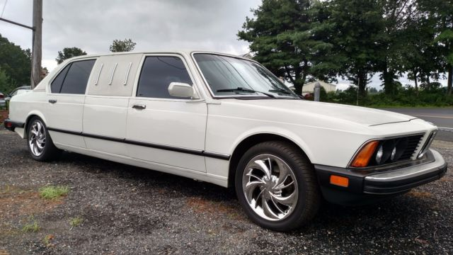 1979 bmw 733i grey market limo for sale photos technical specifications description. Black Bedroom Furniture Sets. Home Design Ideas