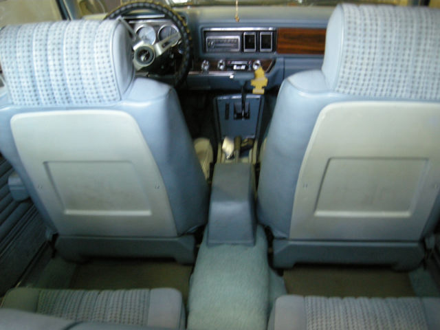 1979 Buick Skyhawk Stock Low Miles Old Lady Garage