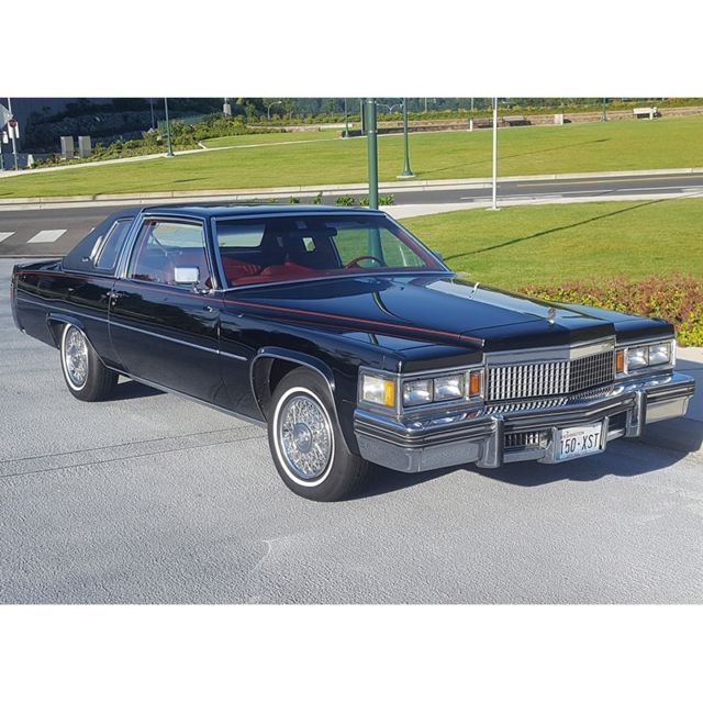 Custom Cadillac Deville For Sale: 1979 Cadillac Coupe DeVille