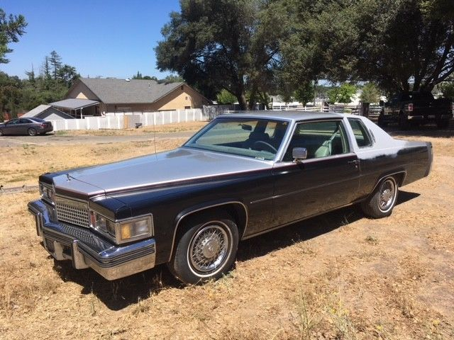 1979 Cadillac DeVille D'Marchand Edition
