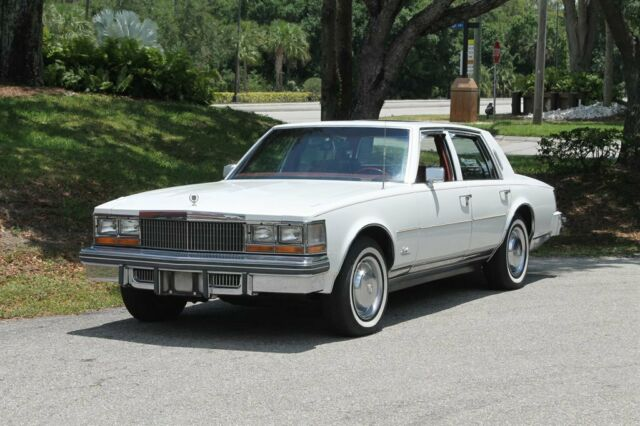 1979 Cadillac Seville 72,000 miles Moonroof 4d  350 c.i Engine.